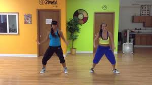 """Zumba Fitness with Mayra and Elizabeth- """"Bouje"""" J Perry - YouTube"""