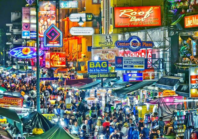 Passpod, Thailand, Bangkok, Khao San Road