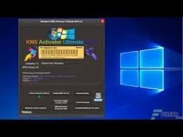 اداه تفعيل الويندوز المميزة Windows KMS Activator Ultimate 2019 - YouTube