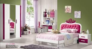 5 Pcs Loft Kids Bedroom Set Table And Chair Wood Kindergarten Furniture Pink Theme My Aashis