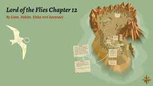 lord of the flies chapter by amaneet gill on prezi