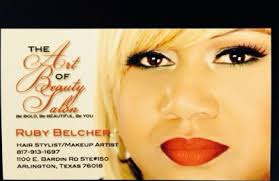 ruby belcher wedding hair make up