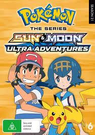 Pokemon The Series - Sun & Moon - Ultra Adventures