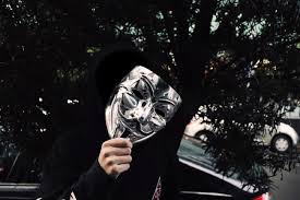 wallpaper guy fawkes mask anonymous
