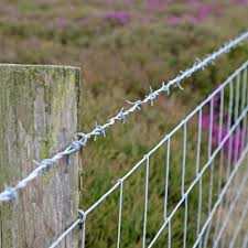 Farmgard 1320 Ft 4 Pt 12 1 2ga Barbed Wire Class I 317831a The Home Depot In 2020 Wire Fence Barbed Wire Fence