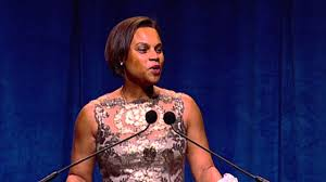 Mary Hatwood Futrell Award - The Honorable Karla N. Smith with acceptance  speech - YouTube