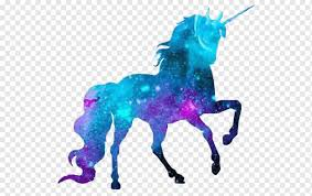 Unicorn Drawing Silhouette Wall Decal Sticker Black Unicorn Horn Mural Purple Silhouette Unicorn Wall Decal Png Pngwing