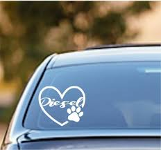 Auto Parts And Vehicles Personalized Name Vinyl Decal Sticker For Car Truck Laptop Window Custom Etc Car Truck Graphics Decals Filtrostsd Com Ar