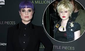 Kelly Osbourne says she 'embalmed' her ...