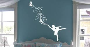 Prima Ballerina Wall Decals Dezign With A Z