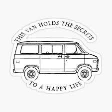 Van Life Stickers Redbubble