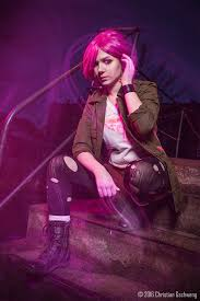Abigail 'Fetch' Walker from InFamous: Second Son || Photographer ...