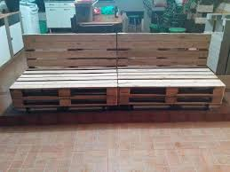 whole pallet sofa plans easy pallet ideas