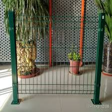 fabricated garden wire mesh fence