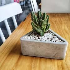 diy cement craft clay vase small