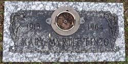 Mary Myrtle Roberts Finto (1913-1964) - Find A Grave Memorial