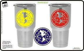 Ca Club America Soccer Logo Sets For Yeti Vinyl Decal Sticker Ps4 Xbox New Ebay