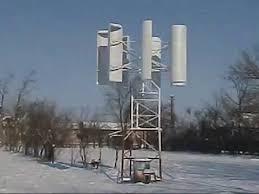 7 kw 5kw vertical wind turbine
