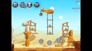 Angry Birds Star Wars 2 Escape to Tatooine B2-7 Bonus Box ...