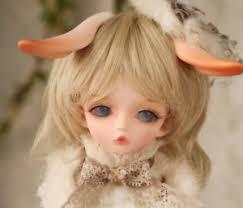 1 6 bjd hawa rabbit normal skin with