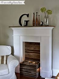 20 ways to dress up your fireplace no