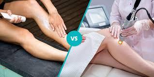 hair removal creams vs laser hair