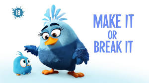 Angry Birds Blues | Make It Or Break It - S1 Ep18 - YouTube