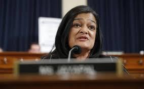 Indian-American Democratic congresswoman Pramila Jayapal tables resolution  in U.S. House on easing of restrictions on Kashmir - The Hindu