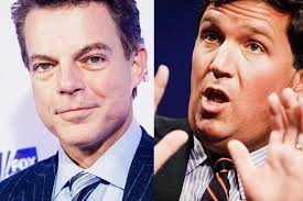 Tucker Carlson and Shepard Smith feuded for two days over Trump's Ukraine  call.