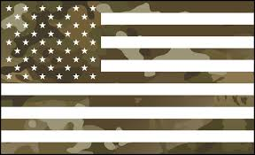 Multicam Flag Jpg Reflective Decals Flag Decal 3m Reflective