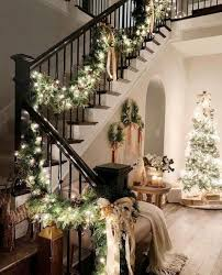 decorate your home with christmas garland