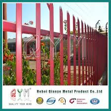 China Euro Style Free Standing Palisade Fence High Quality Best Price Photos Pictures Made In China Com