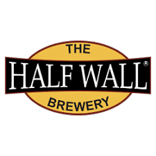 the half wall beer house sports bar