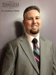 Adrian Perry - Timeless Wedding Entertainment