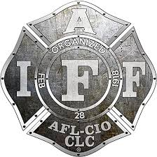 Amazon Com The 4 Riveted Iron Iaff Union 3m Vinyl Firefighter American Made Window Decal Everything Else