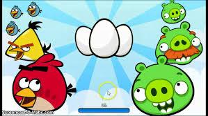 Angry Birds, oiseaux fachés jeux video - YouTube