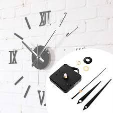 quartz useful clock movement mechanism