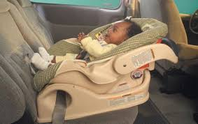 car seat installed correctly