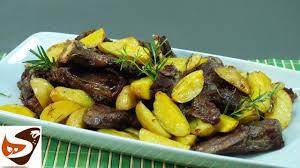 Agnello al forno: con patate e aromi – ricette di Pasqua (roasted ...