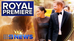 Meghan and Harry join Beyoncé and cast of Lion King for film premiere |  Nine News Australia – Nine News Australia – e-News.US