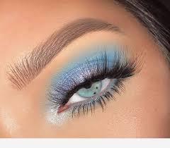 blue makeup saubhaya makeup