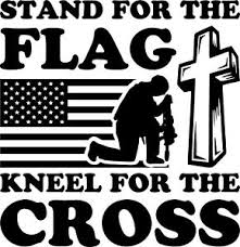 Stand For The Flag Vinyl Decal Sticker Truck Diesel Hunting Sig Fits Jeep Jk Jl Ebay