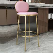 modern counter height bar stool with