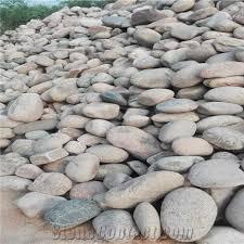 grey beach pebble stone tumbled river