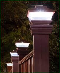 Lighting Low Voltage Fence Post Lights Low Voltage Vinyl Fence Post Lights We Need Deck Railing And These Outdoor Deck Lighting Deck Post Lights Deck Lighting