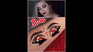 minnie mouse mickey mouse makeup