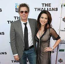TV personality Kato Kaelin dated reporter Leyna Nguyen. Know all ...