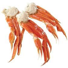 snow crab cers cooked wegmans