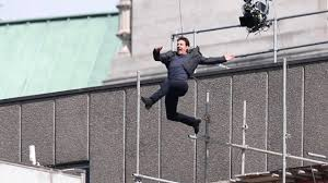 Tom Cruise Stunt Injury on 'Mission: Impossible 6' Set in London ...
