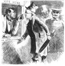 Acts of Enforcement: The New York City Election of 1870